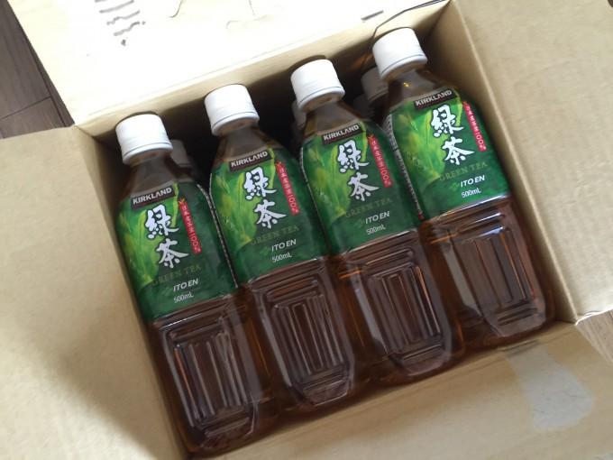 伊藤園緑茶