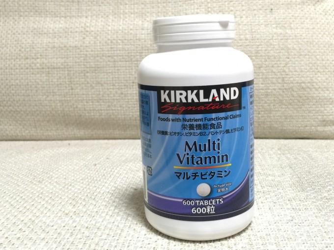 KIRKLANDマルチビタミン