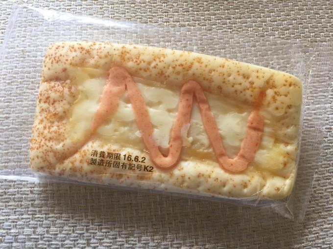 もちっと明太チーズパン