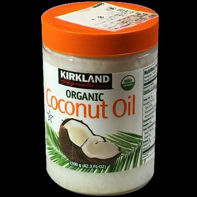 カークランド有機ココナッツオイル