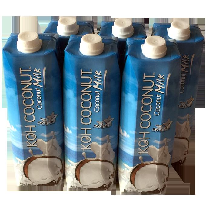 コーココナッツミルク