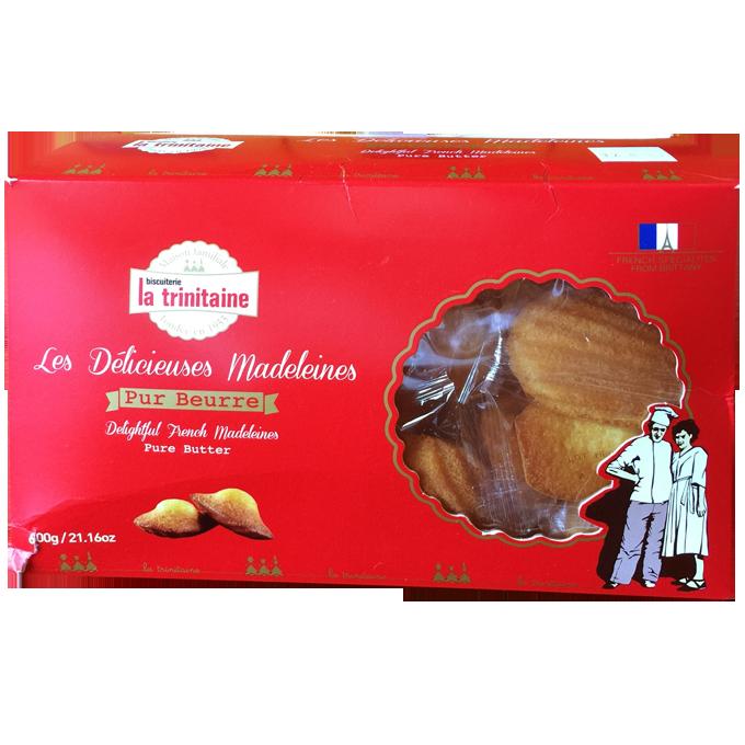 コストコ ピュアバター マドレーヌ